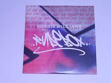 Robbie Williams - Rudebox - cd single