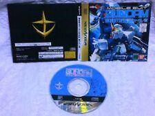 Mobile Suit Gundam Side Story III 3 (saturn 1997) Japan