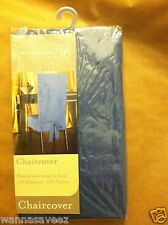 HomeTrends Dining Room Chair Cover - Blue