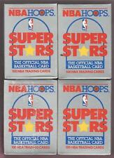 Lot x4 New 1989-90 Hoops Sears Sealed Basketball Set Rare Michael Jordan Yellow!
