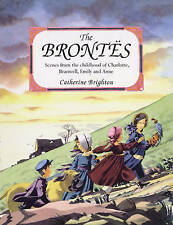Brighton, Catherine, The Brontes: Scenes from the Childhood of Charlotte, Branwe