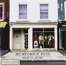 MUMFORD AND SONS - SIGH NO MORE CD ALBUM