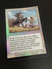 MTG ONSLAUGHT WEATHERED WAYFARER (FRENCH VOYAGEUR HALE) NM FOIL