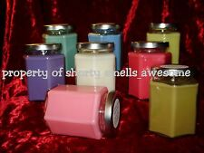 100% Soy Candle Jar Scented Candles Your Choice Scent You Pick Scent N - W