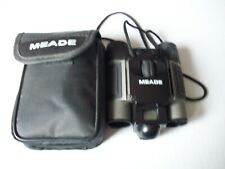 New listing Meade Binoculars with Neck Cord and Case No Usb Cord