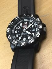 Luminox 3051 Men's Navy Seal Colormark 3050 Series Black/ONLY SHIP IN USA!