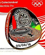COKE OPENING CEREMONY COCA COLA MEDIA 2016 RIO OLYMPIC GAMES PIN 2020 TRADER