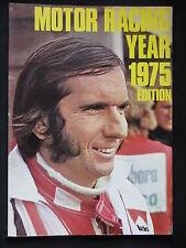 MRP Book Motor Racing Year 1975 Edition (English)