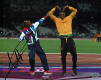 Usain Bolt signed autographed 8x10 photo! RARE! AMCo Authenticated!