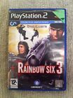 Lot 2 Jeux Playstation 2 PS2- Rainbow Six 3 + Rainbow Six Lockdown - FR