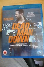 Dead Man Down (Blu-ray, 2013)
