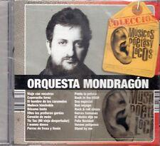 Orquesta Mondragon Musicos Poetas Y Locos CD New Sealed