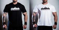 Man Made Muscle T-shirt (M-Xxxl) Bodybuilding, Gym, Fitness
