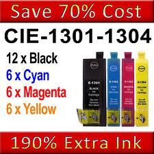 30 Ink Cartridges for Epson Stylus SX525WD SX535WD SX620FW WF-7515 WF-7525