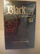 L'aphrodisiaque PACO RABANNE Black XS eau de parfum 80 ml Pour Femme Vintage