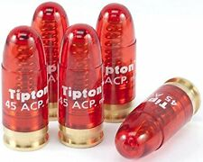 Tipton Snap Caps 45 ACP (Per 5) Metal Base Snap Cap