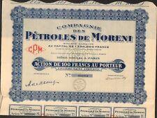 Öle von Moreni (Rumänien) (L)