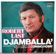 "7"" Vinyl Chor und Orchester ROBERT LAST - Djamballa´"