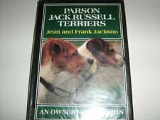 Parson Jack Russell Terriers (An Owner's Com. by Jean and Frank Jacks Hardback