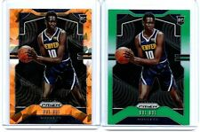 2019-20 Prizm BOL BOL RC Orange Ice Green SP Lot NUGGETS