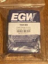 Egw Case Gauge Ammo Checker 223 7-hole 70150