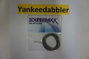 Soundtraxx {810145} Ultra-Flexible Wire (Gray)- YANKEEDABBLER