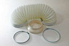 DELUXE 3 METRE PORTABLE AIR CONDITIONING VENT HOSE EXTENSION KIT  GLM33548