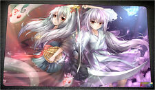 FREE SHIPPING Yugioh Playmat Ghost Ogre  CROS-EN033 Drifting Ghost YUGIOH