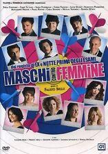 MASCHI CONTRO FEMMINE  DVD COMICO-COMMEDIA