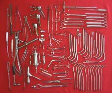 Ensemble d'Instrument De Chirurgie C. 1900