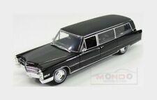 Cadillac S&S Hearse 1966 Carro Funebre Funeral Car Greenlight 1:18 GREENPC18002