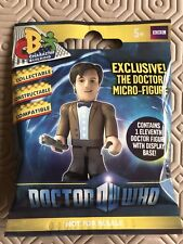 Doctor Who 11th Doctor Minifigure Sonic Screwdriver Cake Decoration Topper New