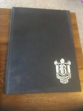 Brighton High School Brighton NY 1940 Crossroads Yearbook