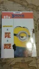 Despicable Me 3-Movie Collection (DVD, 2016, 3-Disc Set) new