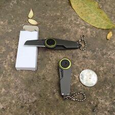 Mini EDC Knife Pocket Blade Self Defense Folding Functional Utility Tool*