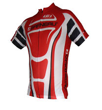 Cycling jersey genuine Louis Garneau performance team full hidden zip new w tags