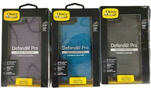 """Otterbox Defender PRO Case + Holster for iPhone 7 Plus iPhone 8 Plus (5.5"""" Black"""