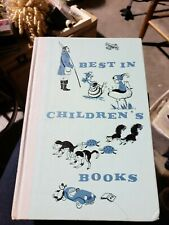 Best in Childrens Books 1960 Vintage Hardcover Nelson Doubleday