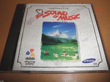 THE SOUND OF MUSIC korean MUSICAL version CD samsung 95 perf (lyrics are Korean)