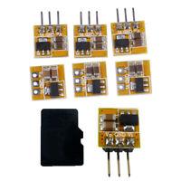 1Pcs 0.7-5V to 3V 3.3V 5V DC to DC Boost Converter voltage Step-up Module