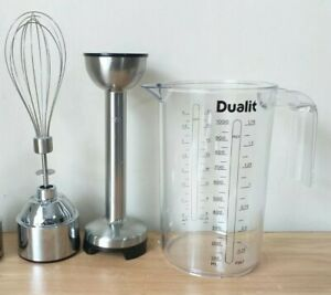 DUALIT HAND BLENDER ,DHB2, ATTACHMENTS ONLY