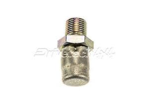 Drivetech Diff Breather 087-025469 fits Toyota Tarago 2.0 Super (YR21), 2.2 (...