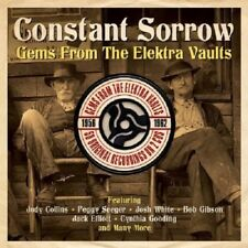 Constant Sorrow-Gems From The Elektra Vaults 1956-1962 2-CD NEW SEALED