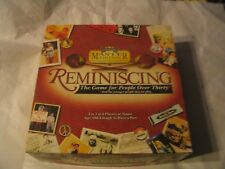 Reminiscing Game Master Edition 1940's - 1990's Good L00k