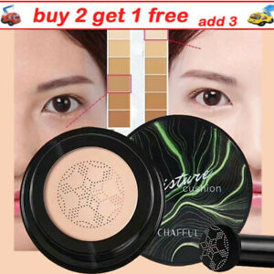 Air Cushion Mushroom Head Concealer Moisturizing Makeup BB Foundation CC-Cream