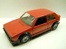 Volkswagen Golf  GTI burago 1/24 x mercato estero rarità