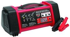 Century 12 and 24-Volt High Frequency Battery Charger Digital display shows and