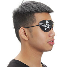 Pirate Eye Patch Halloween Party Favor Bag Costume Dress Up Kids Toy Hot W Ec