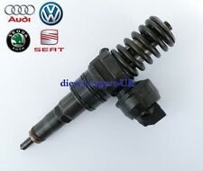 Audi A3 VW Seat Skoda Einspritzdüse Pumpedüse Injektor 1,9 TDI Bosch 038130073AG