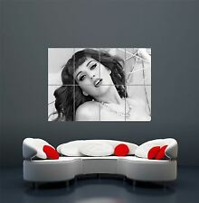 KATY PERRY SINGER ACTRESS MUSIC GIANT WALL ART PRINT POSTER PICTURE WA136